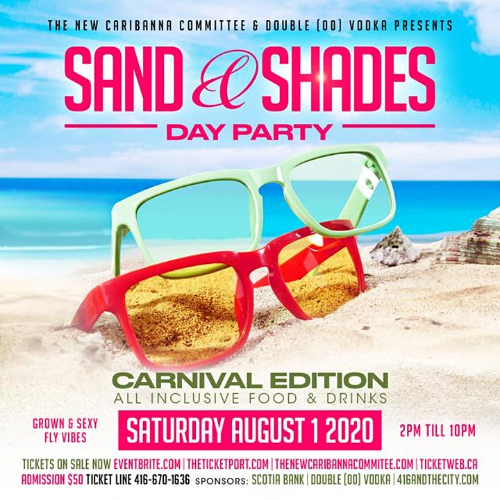 Sand & Shades -Day Party image