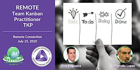 REMOTE | Team Kanban Practitioner (TKP) Tickets