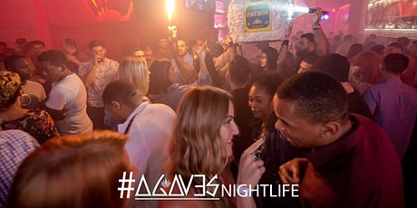 Agave Ultra Lounge Saturdays # Hip Hop # Reggaeton # Dancehall tickets