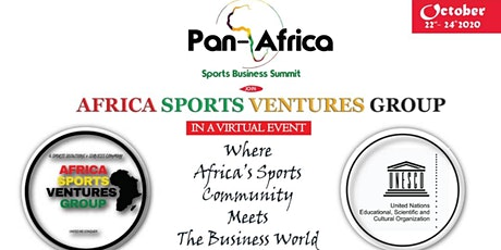 Pan Africa Sports Business Summit & Expo 2020 billets