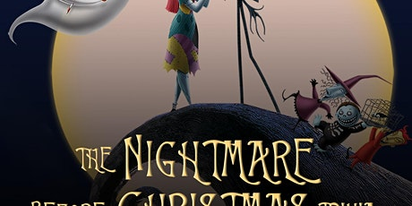 The Nightmare Before Christmas Trivia Live-Stream tickets