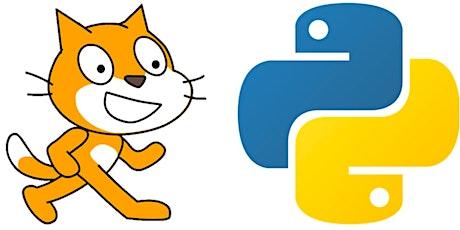 CoderDojo Nijmegen #66 online: Scratch en Python tickets