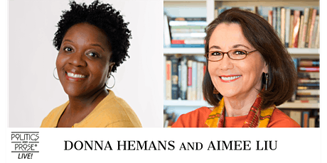P&P Live! Donna Hemans and Aimee Liu tickets