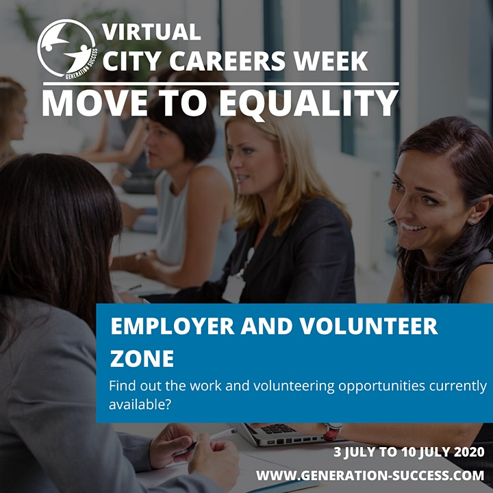 Careers Conference- Making it in Technology - #MoveToEquality image