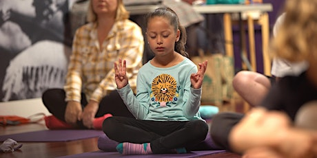 From Energy to Meditation - Ages 4 - 7 tickets