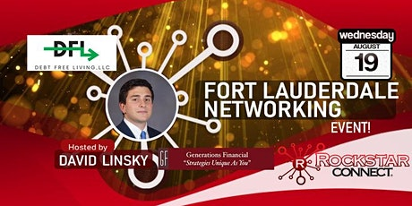 Free Fort Lauderdale Rockstar Connect Networking Event (August, Florida) tickets