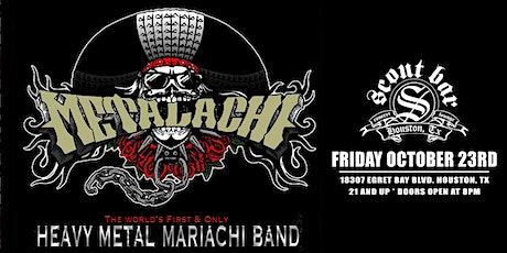 Metalachi - the World's Only Heavy Metal Mariachi Band tickets