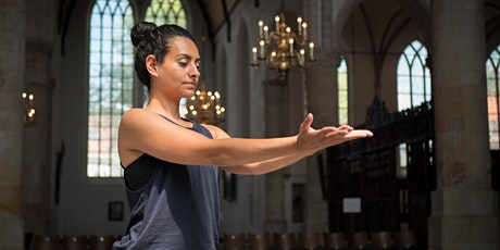 Maanflow yoga in Grote Kerk Naarden tickets