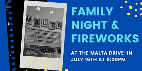 Northway Family Night & Fireworks tickets