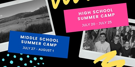Northway Church High School Camp tickets