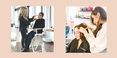 Get up and Glow Hair & Make Up Workshop tickets
