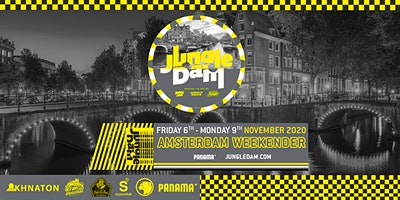 Jungle Dam 2020 - Amsterdam Weekender