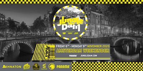 Jungle Dam 2020 - Amsterdam Weekender tickets