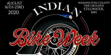 INDIAN BIKE WEEK tickets