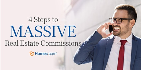 4 Steps to Making Massive Commissions for Keyes July 23 10 am tickets