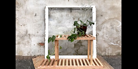 Make It Take It: Windowsill Plant Stand tickets