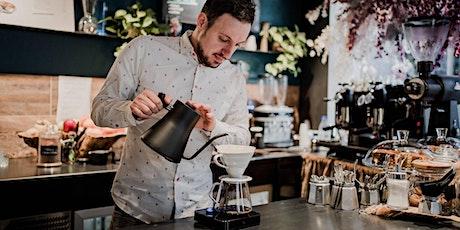 Corso V60 - Impara a preparare caffè filtro perfetti tickets