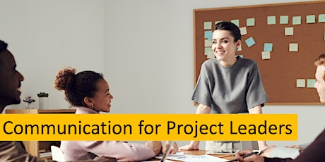 Communication for Project Leaders: Session 2 tickets
