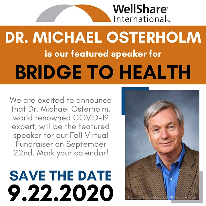Bridge to Health 2020 (ft. Dr. Michael Osterholm) image