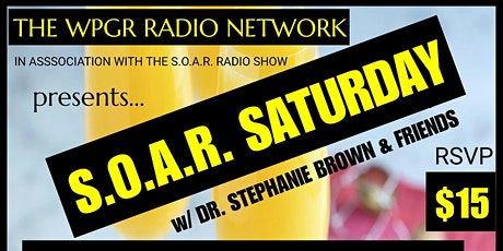Celebrating Sisterhood with SOAR host  Dr. Stephanie Brown tickets