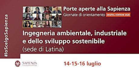 Area dell'ingegneria - Latina biglietti