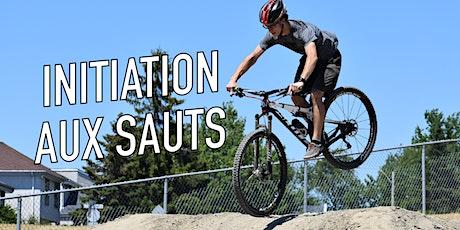 Initiation aux sauts / Vélo de montagne billets