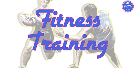 Copy of Touch Fitness Sessions - 6.30 - 7.15pm tickets