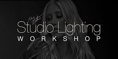 Studio Lighting & Retouching Workshop tickets