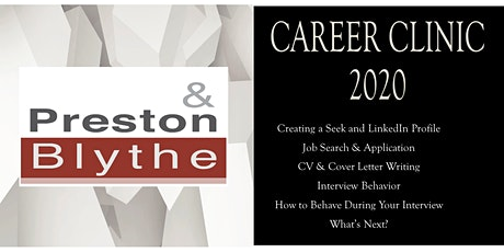FREE Career Clinic - Christchurch tickets