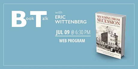 Book Talk with Eric Wittenberg: Seceding from Secession tickets