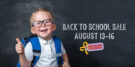 JBF St. Cloud Back to School Sale! tickets