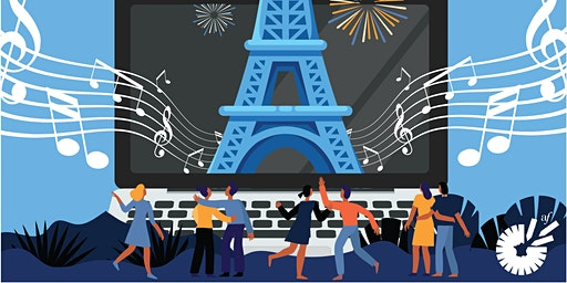A Virtual Bastille Day Celebration!