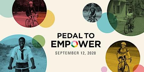 Pedal to Empower biglietti