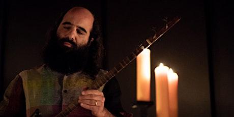 Stage 2 Kiya Tabassian : Atelier de musique persane billets