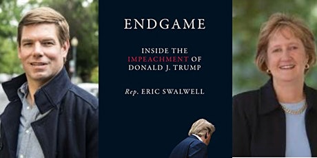 "Virtual Book Club with Congressman Eric Swalwell, author of  ""Endgame."" tickets"
