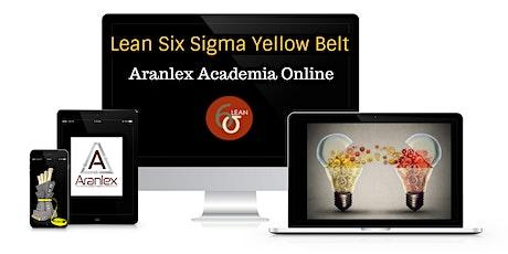 Lean Six Sigma YELLOW BELT - Curso en línea (Online) / individual-español entradas