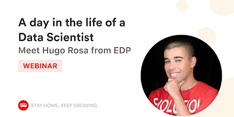 [Webinar] Day in the life of a Data Scientist tickets
