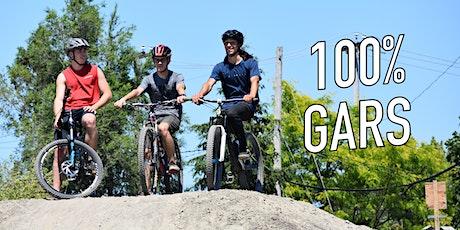 100% gars / Vélo de montagne billets
