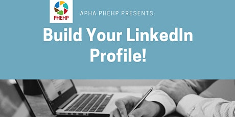 Build Your LinkedIn Profile tickets