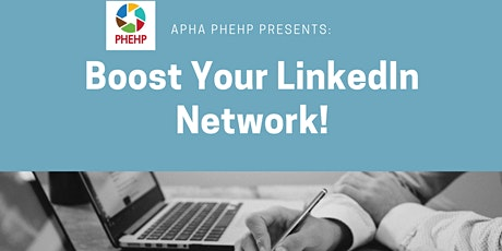 Boost Your LinkedIn Network tickets