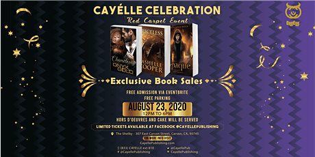Cayelle's Red Carpet Celebration tickets