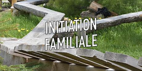 Initiation familiale / Vélo de montagne billets