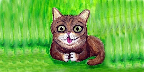 30min How to Draw Pets - Lil' Bub @12PM (Ages 5+) tickets