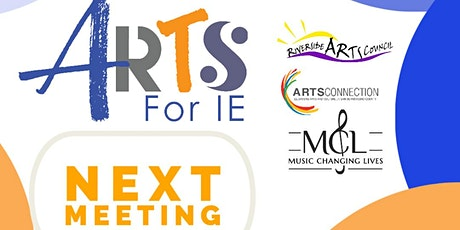 Arts for IE - Convening #4 tickets