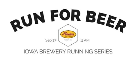 Beer Run - Fenders  Brewing | Part of the 2020 Iowa Brewery Running Series tickets