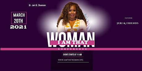 I AM THAT WOMAN SUMMIT tickets