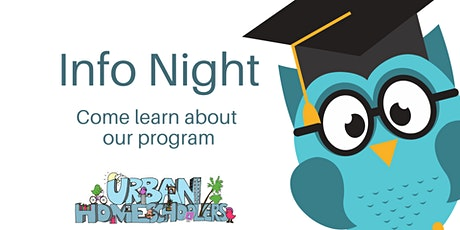 Info Night - Urban Homeschoolers tickets