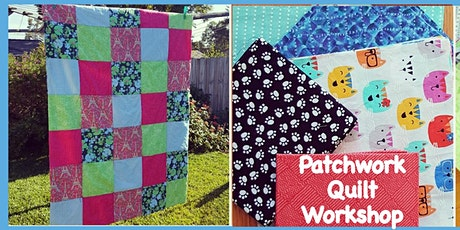 Patchwork Quilt Workshop tickets