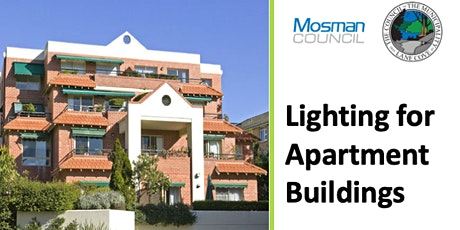 Live Webinar-Lighting for Apartment Buildings tickets
