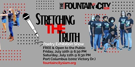 Stretching the Truth: Youth Poetry Exhibition Show tickets